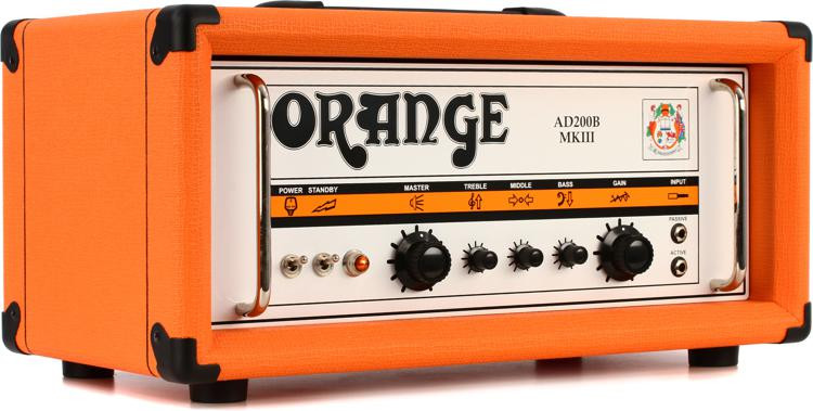 Orange AD200B MK 3 200W Bass Head image 1
