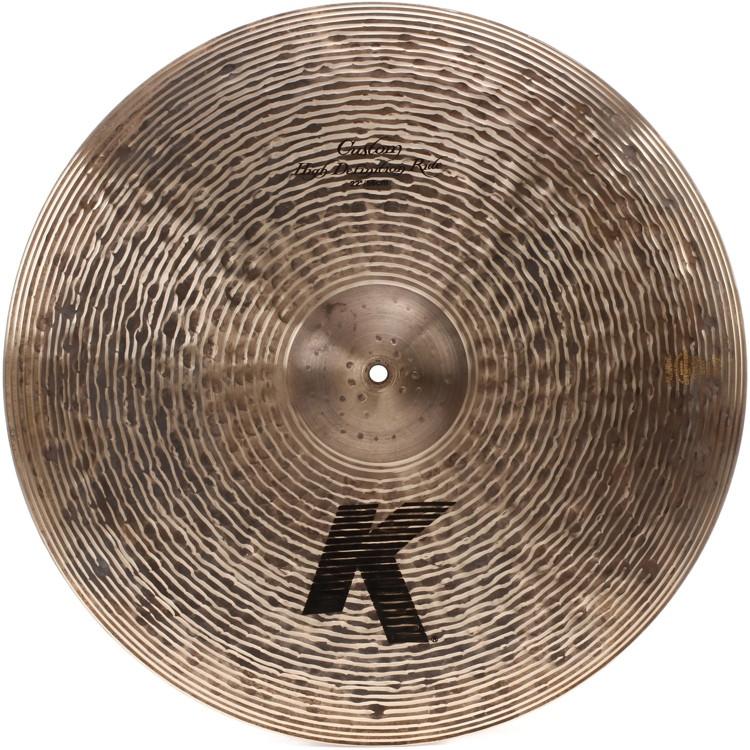 zildjian k custom high definition ride cymbal 22 sweetwater. Black Bedroom Furniture Sets. Home Design Ideas