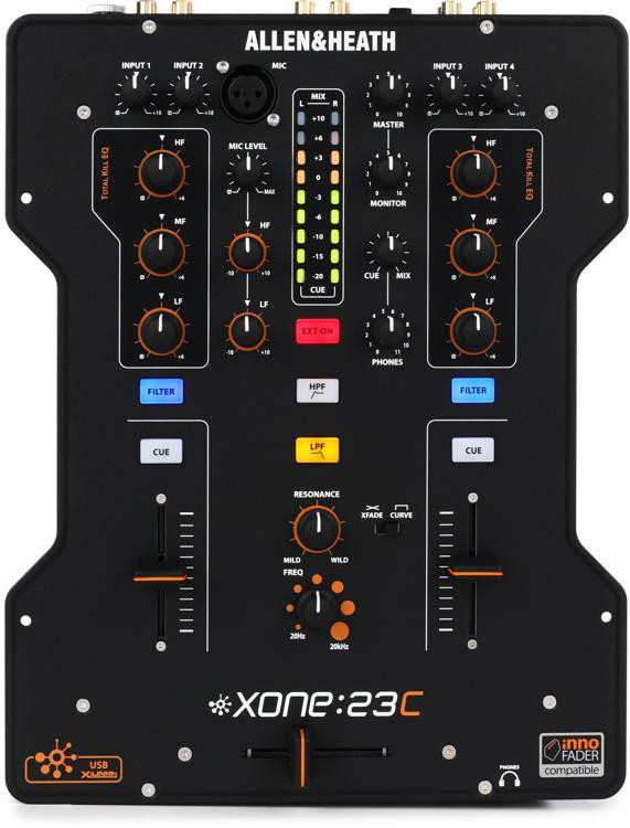 Allen & Heath Xone:23C image 1