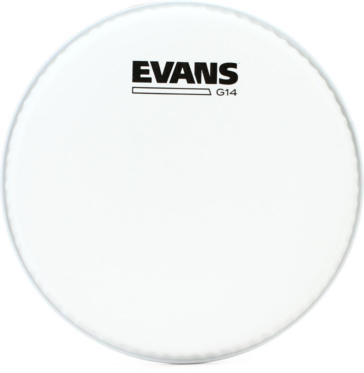 Evans G14 Coated Drum Head - 8