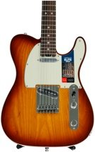 Fender American Elite Telecaster - Tobacco Sunburst with Rosewood Fingerboard