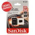 Sandisk Ultra microSDXC Card - 128GB, Class 10, UHS-I
