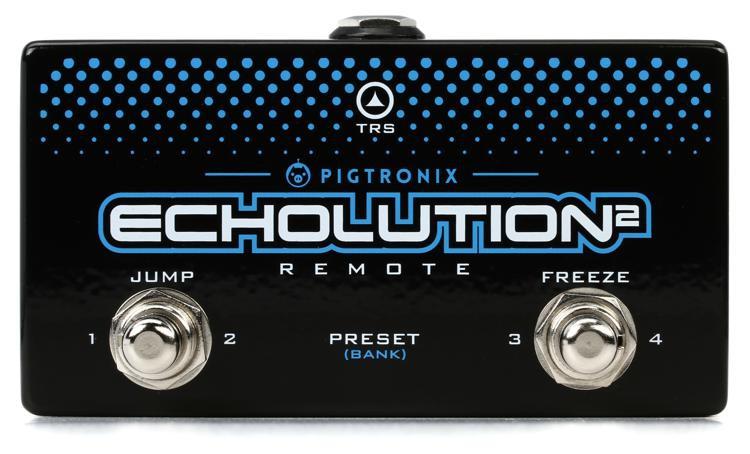 Pigtronix E2R Echolution 2 Remote Switch image 1
