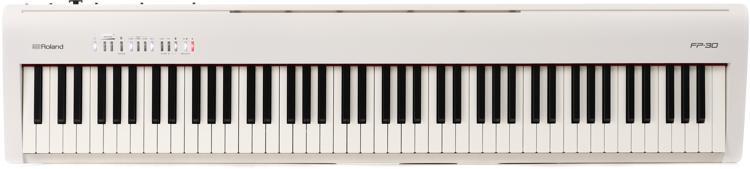Roland FP-30 - White image 1