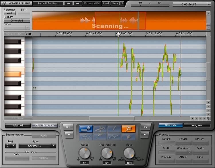 Waves Tune LT Plug-in image 1
