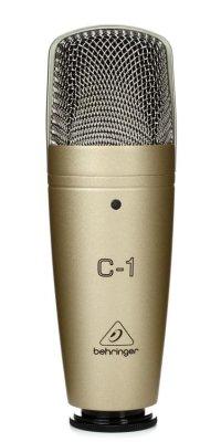 C-1 Large-diaphragm Condenser Microphone
