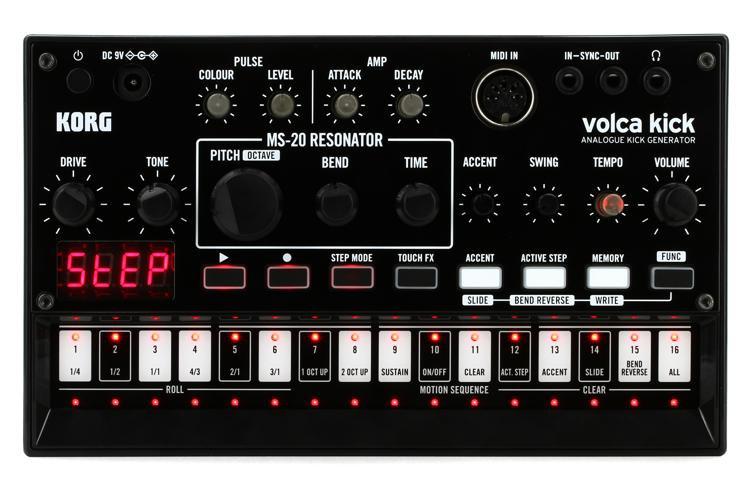 Volca Kick Analog Bass/Kick Generator