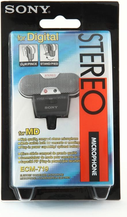 Sony ECM-719 image 1