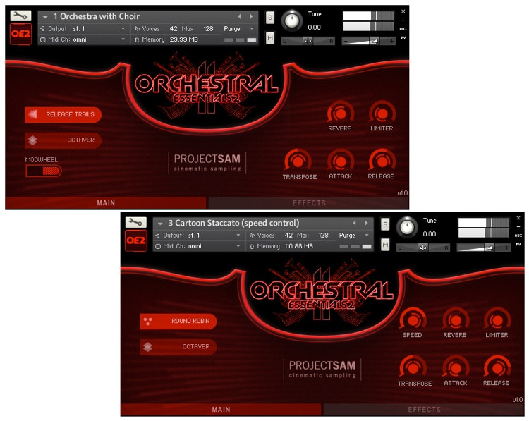 ProjectSAM Orchestral Essentials 2 Download image 1