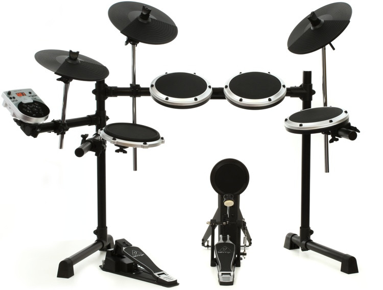 behringer xd8usb electronic drum set sweetwater. Black Bedroom Furniture Sets. Home Design Ideas