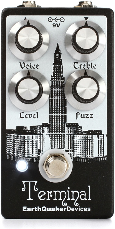 EarthQuaker Devices Terminal Fuzz Pedal image 1