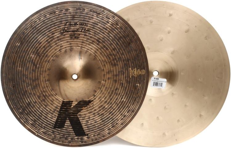 Zildjian K Custom Special Dry Hi Hats - 14