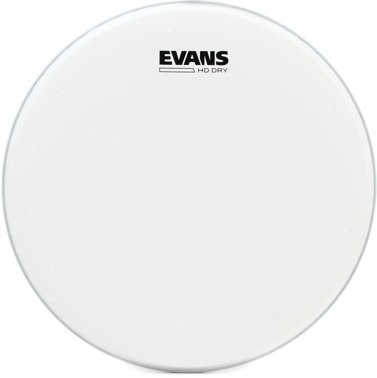 Evans Genera HD Dry Snare Head - 13