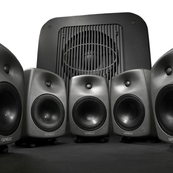 Genelec 8030.LSE Power Pak Plus 5