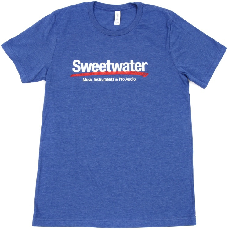 Sweetwater Logo T-shirt - Royal Blue, 3XL image 1