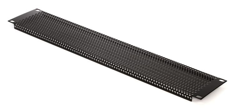 Raxxess PVP-2 Perforated Steel Vent Panel - 2U image 1