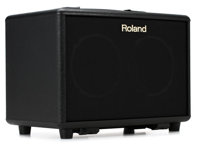 Roland AC-33 - 30-watt Battery Powered Portable Acoustic Amp - Black image 1