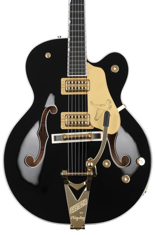 Gretsch G6136T Players Edition Black Falcon w/Bigsby image 1