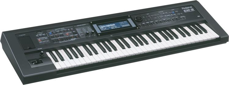 Sweetwater Keyboard Workstations : roland gw 8 61 key arranger workstation sweetwater ~ Russianpoet.info Haus und Dekorationen