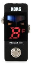 Korg Pitchblack mini - Tuner Pedal