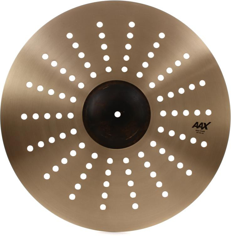 Sabian AAX Aero Crash - 20