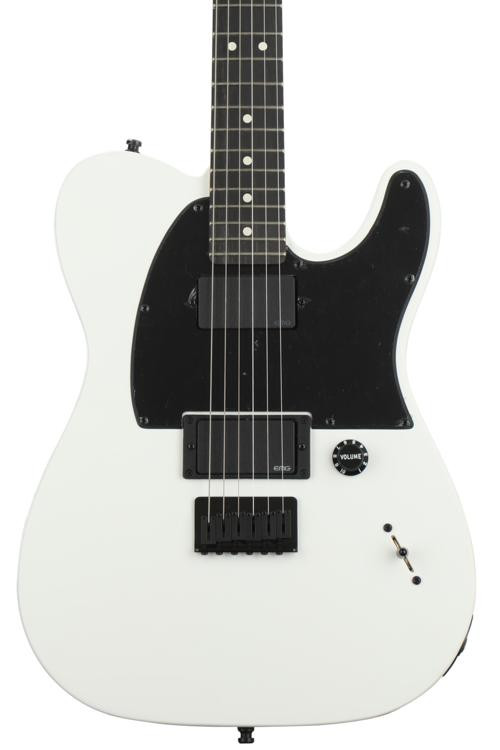fender jim root telecaster hh white w ebony fingerboard sweetwater. Black Bedroom Furniture Sets. Home Design Ideas