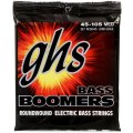 GHS M3045 Bass Boomers Roundwound Long Scale Medium Electric Bass Strings