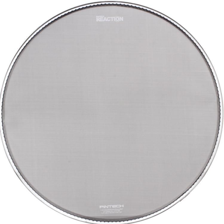 Pintech Reaction Series Mesh Bass Drumhead - 20