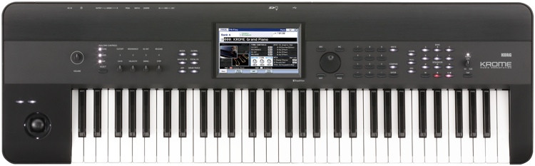 Korg Krome 61-Key Synthesizer Workstation image 1