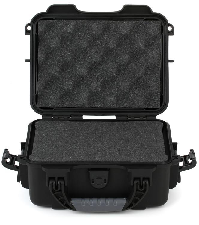 Gator GU-0806-03-WPDF - Waterproof case w/ diced foam; 8.4