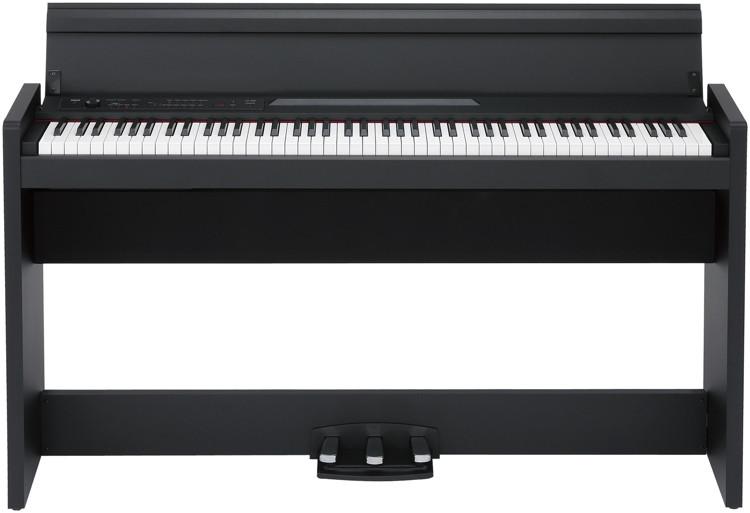Korg LP-380 Digital Piano - Black image 1