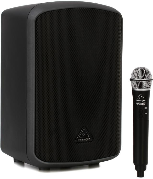 MPA200BT 200W Speaker with Microphone