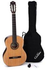 Cordoba CP100 Nylon String Guitar Pack - Spruce Top