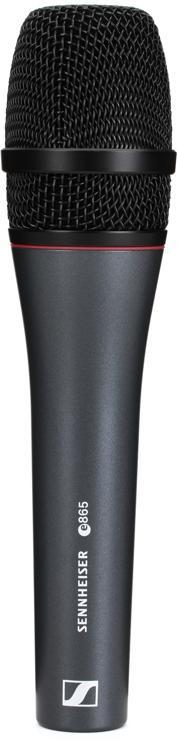 Sennheiser e865 Handheld Condenser Microphone image 1