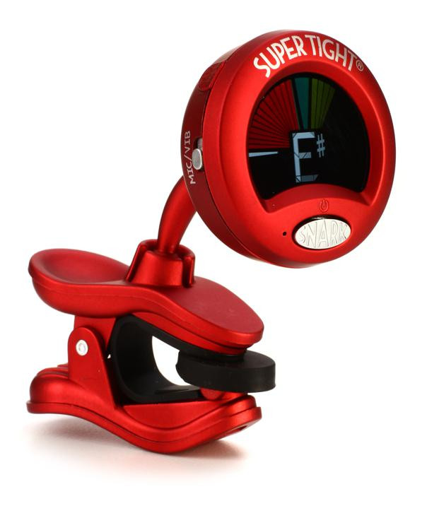 Snark ST-2 Clip-on Super Tight Chromatic All-instrument Tuner image 1