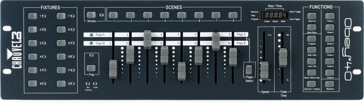 Chauvet DJ Obey 40 192-Ch Lighting Controller image 1