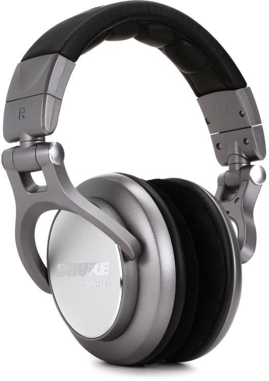 Shure SRH940 Closed-back Pro Studio Reference Headphones image 1