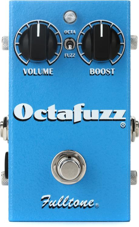 Fulltone Musical Products Inc: Fulltone Octafuzz OF-2 Fuzz / Octave Pedal