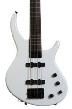 Toby Standard IV Bass - Alpine White