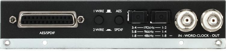 Focusrite ISA828 A/D Card image 1