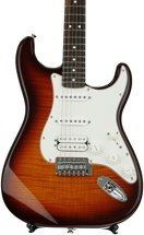 Fender Standard Stratocaster HSS Plus Top - Tobacco Sunburst with Rosewood Fingerboard