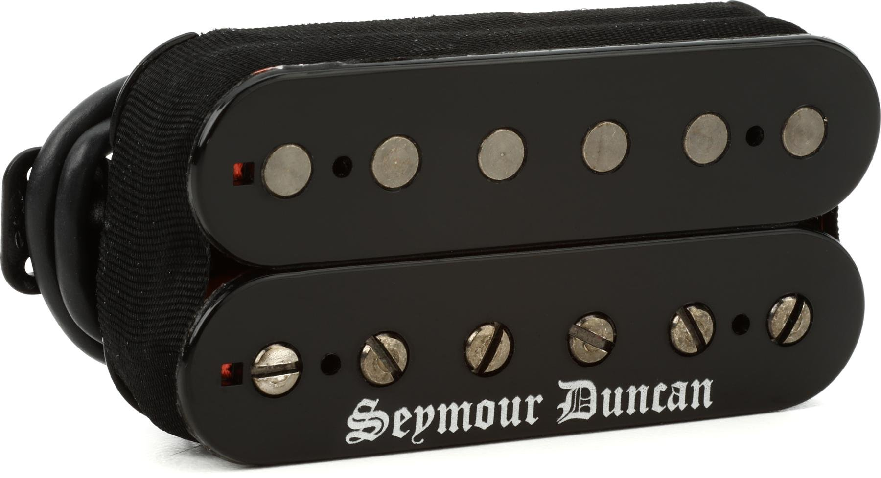 Seymour Duncan Black Winter Humbucker Pickup - Trembucker (Bridge ...