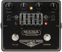 Mesa/Boogie Throttle Box EQ 5-band Graphic EQ Pedal