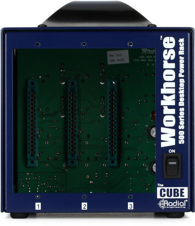 Radial Workhorse Cube image 1