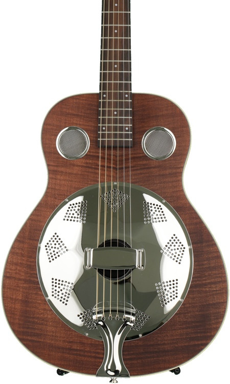 fender brown derby resonator brown stain sweetwater. Black Bedroom Furniture Sets. Home Design Ideas
