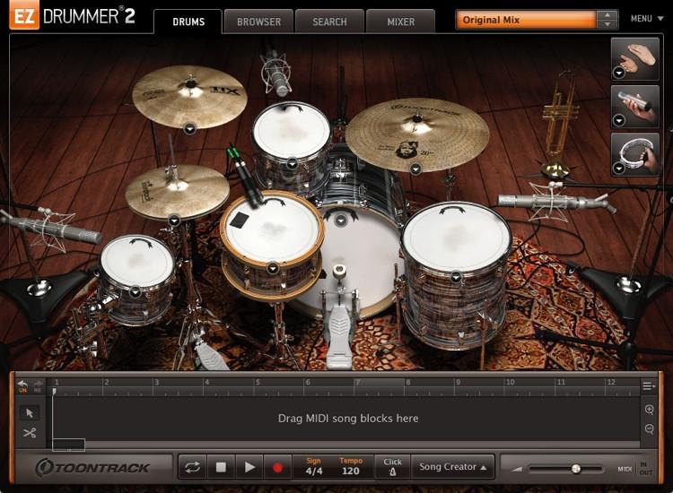 Toontrack Jazz EZX (download) image 1