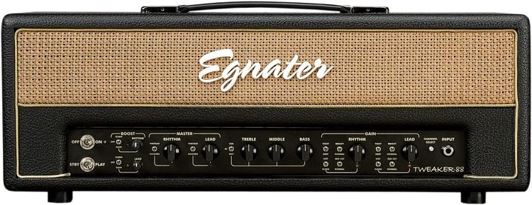 Egnater Tweaker-88 - 88-watt Tube Head image 1