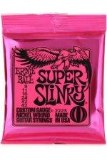 Ernie Ball 2223 Super Slinky Nickel Wound Electric Strings