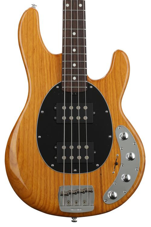 ernie ball music man stingray special 4 hh classic natural with rosewood fingerboard sweetwater. Black Bedroom Furniture Sets. Home Design Ideas