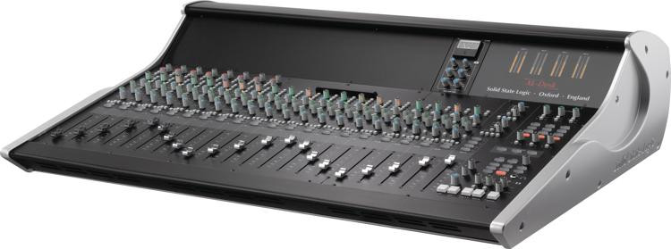 Solid State Logic XL-Desk with Empty 500 Series Slots image 1